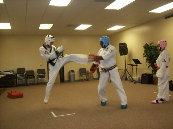 Karate For Your Body Class