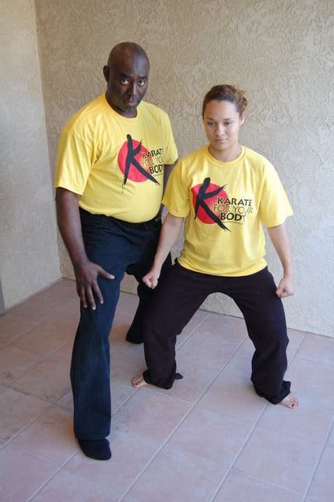 Karate For Your Body T-Shirts