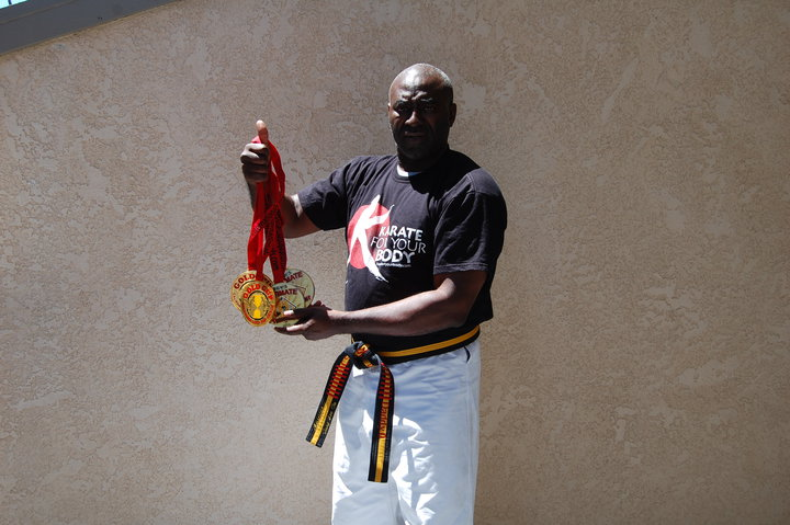 Grandmaster Clarence Smith Medals