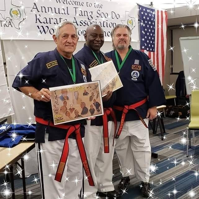 Grandmaster Clarence Smith And Friends