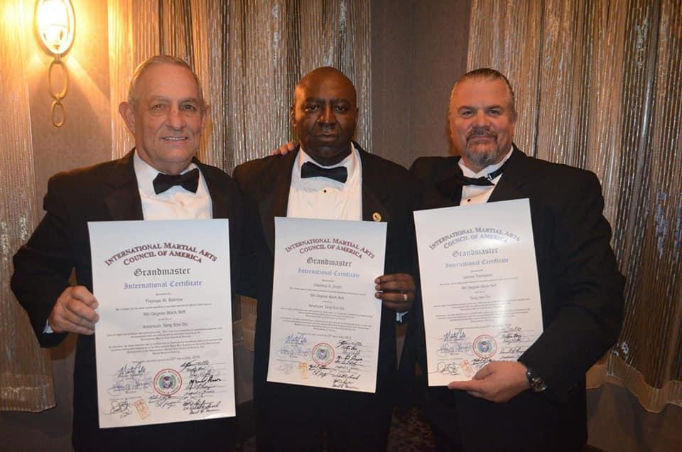 International Martial Arts Council of America Grandmaster Award