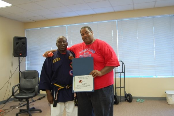 Karate For Your Body Award