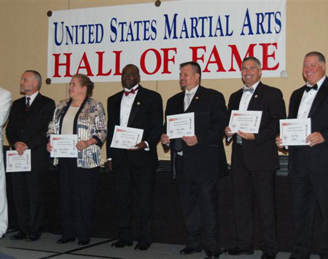 Hall of Fame Induction of Grandmaster Clarence Smith