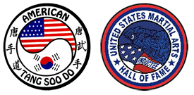 American Tang Soo Do United States Martial Arts Logo