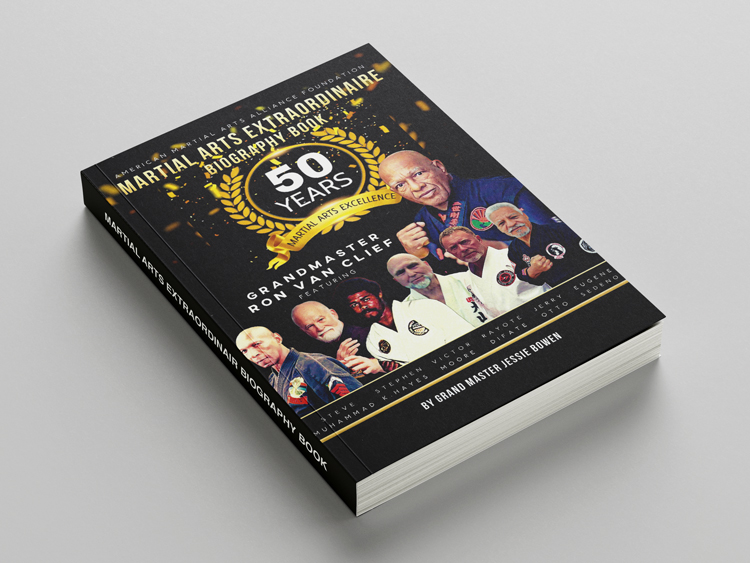 Martial Arts Extraordinaire Biography Book